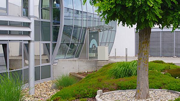 Firmengebäude H+K Buchen