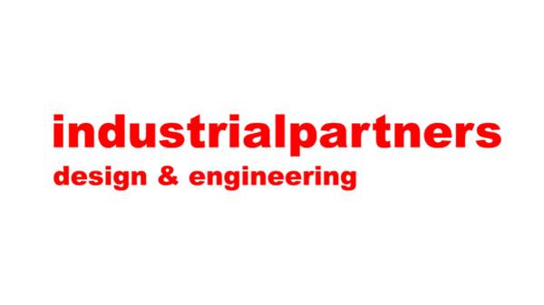Logo industrialpartners GmbH