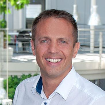 Portraitfoto vom CSO von Hoffmann + Krippner
