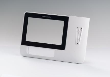 Touchsystem mit Kunststoffgehäuse